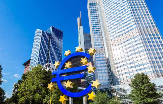 Strefa euro rośnie najwolniej od ponad 5 lat.