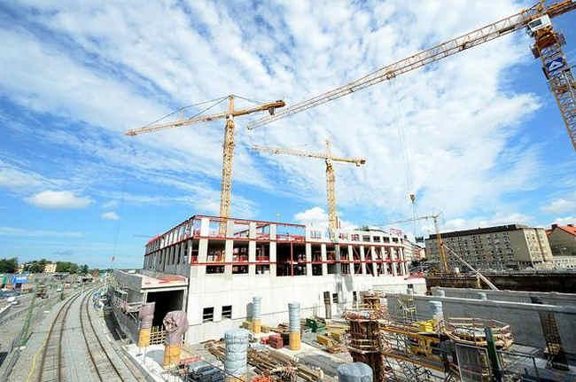 Polska gospodarka pędzi. Boom w budownictwie.