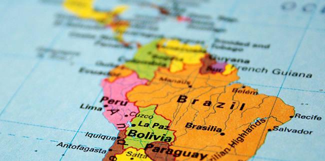 Ameryka Łacińska w szponach kryzysu.