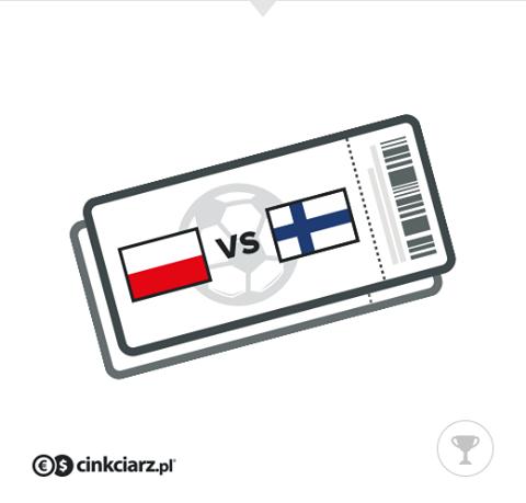 bilety na mecz Polska - Finlandia
