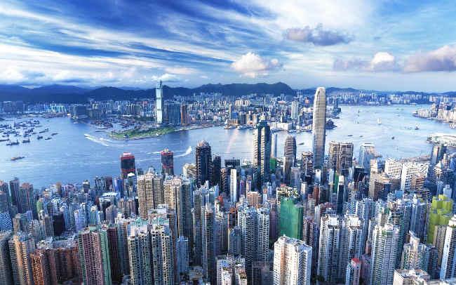 Hongkong zmierza do najgłębszej recesji od japońskiej okupacji.
