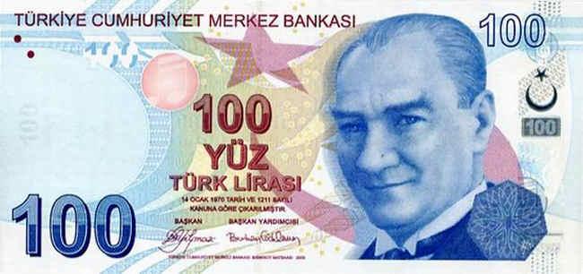 Turcy nie wierzą w lirę. Wielka ucieczka do dolara.